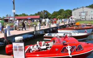chesapeake bay annual antique and classic boat festival arts navy point is a wonderful fathers day outing